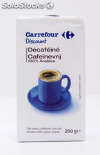 250G cafe deca pur cafe pp b