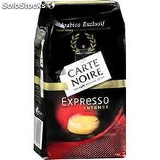250G cafe moulu expresso carte noire