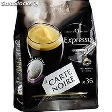 250g cafe moulu expresso dose carte noire. Black Bedroom Furniture Sets. Home Design Ideas
