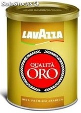 250G cafe moulu oro lavazza