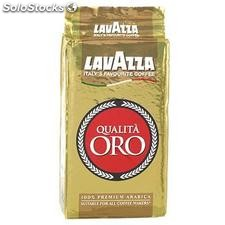 250G cafe moulu qualita oro lavazza