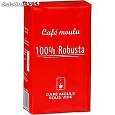 250G cafe robusta moulu