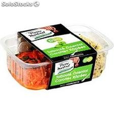 250G carottes rapees/taboule oriental martinet