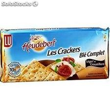 250G crackers table complet heudebert