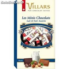 250G napolitain assortis villars