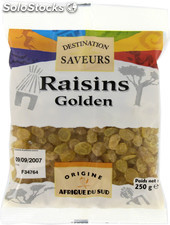 250G raisin golden destination saveurs