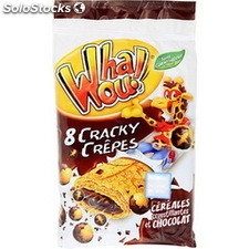 256G 8 crepes cereales/chocolat whaou