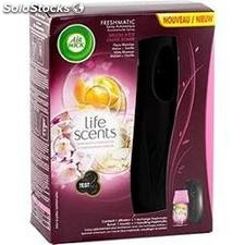 25CL desodorisant fresh max life delices recharge air wick