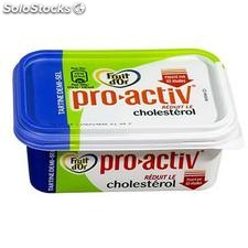 260G margarine pro active 1/2 sel fruti d'or