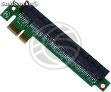 27.3mm Riser Card pci-Express (1x á 16x) (CX11)