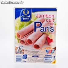 270G 6 tranches jambon de paris grand jury