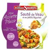 280G saute veau citron/legumes william saurin
