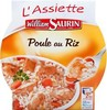 285G bq poule au riz william saurin