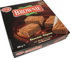 285G brownie chocolat pepites forchy