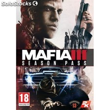 2K - Mafia III Season Pass PC Season Pass PC vídeo juego