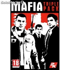 2K - Mafia Triple Pack Básico PC vídeo juego