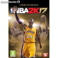 2K - nba 2K17 Legend Edition Gold pc Oro pc vídeo juego