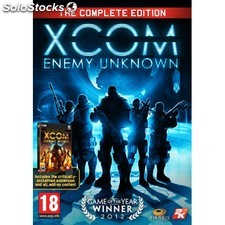 2K - XCOM Enemy Unknown Complete Edition PC Complete PC vídeo juego