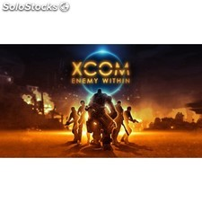 2K - xcom Enemy Within, pc Key Básico pc Inglés vídeo juego