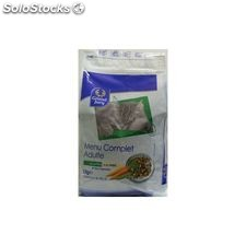 2KG croquettes lapin/dinde chat grand jury