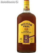 2L whisky william peel old reserve 40°