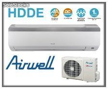2X1 climatisation Airwell HZDE-9-12-DCI