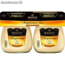2X125G mayonaise fine maille