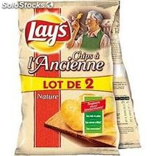 2X135G chips ancienne sel lays