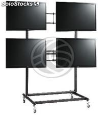 """2x2 TV Stand for screens of 60\"""" (OU31)"""