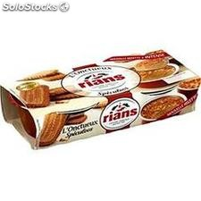 2X90G creme speculoos rians