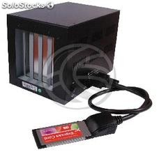 2xPCI/2xPCI-Express Expansion Box (ExpressCard) (CR94)