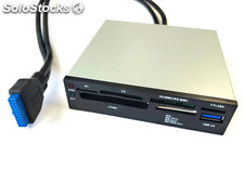 3.5 Multipanel Card Reader with USB 3.0 Interface