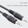 3.5mm-3.5mm cable audio macho a macho con buen precio cables al por mayor.