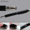 3 in 1 led laser project stylus, Patent fabric stylus with multi-function