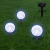 luces led jardin