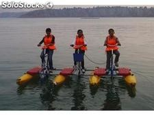 3 Seats Water Bike - wb03t02