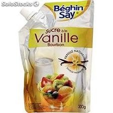 300G doypack sucre/vanille beghin say