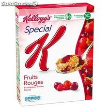 300G special k fruits rouges kellogg's