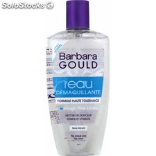 300ML eau demaquillante barbara gould