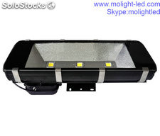 300w Iluminación led para túneles led tunnel light Meanwell driver cree led