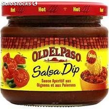 312G sauce chunky salsa epicee old el passo