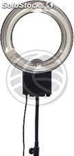 32-cm ring light with flexible support (EG86)