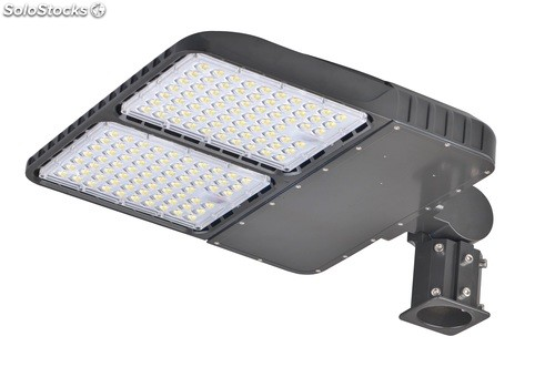 320w 41600lm farolas led lampara exterior farolas led for Lamparas led para exteriores