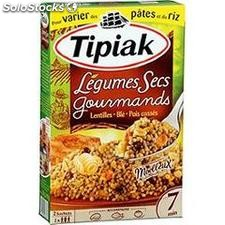 330G legumes secs gourmands tipiak