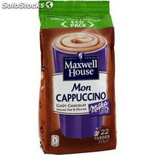 335G cappuccino milka eco recharge maxwell
