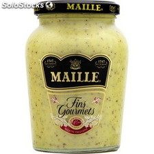 340G moutarde fin gourmet maille