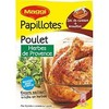 34G papillote poulet aux herbes maggi