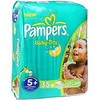 35 changes baby dry geant T5+ pampers