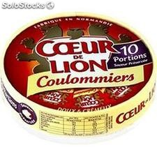 350G coulommier coeur lion 8 portions