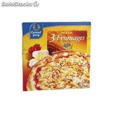 350G pizza 3 fromages grand jury